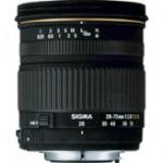 Sigma Lens 28-70mm 1:2,8 EX