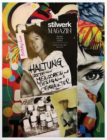 Stilwerk Magazine 1/2016 #Attitude/#Haltung